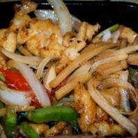 Spicy Sheepshead Thai-style
