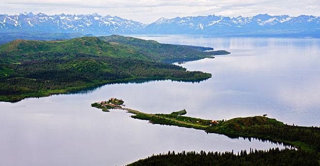 Alaska LookingWest