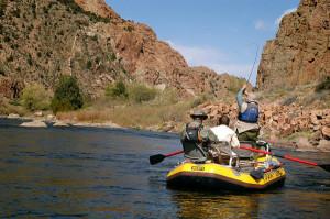 Arkansas River Fishing