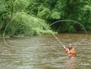 Casting Fishing