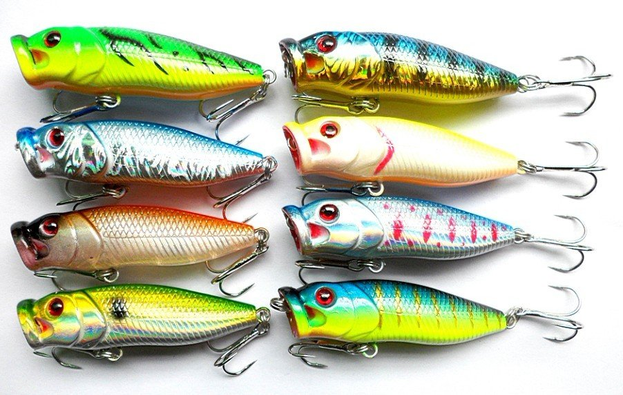 Types fishing lures images for Different types of fishing lures