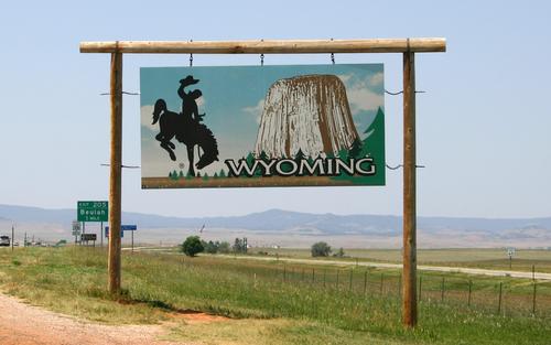 Wyoming for Plenty of fish cheyenne