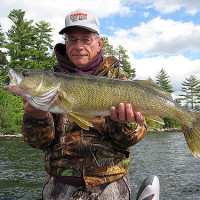 Fishing for Walleye in Wisconsin