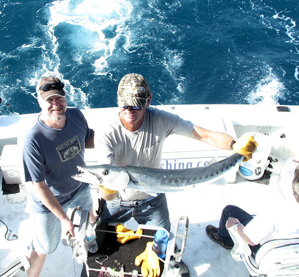Barracuda Southbound Fishing Charter