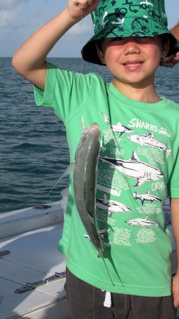 Blue runner Southbound Fishing Charter