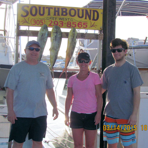 southbound chatter fishing