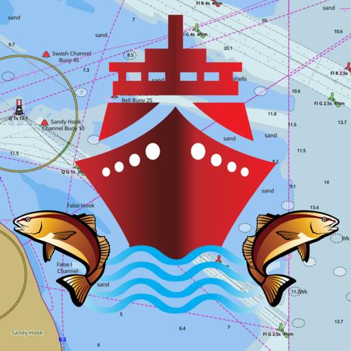 iBoating gmarine navigation app
