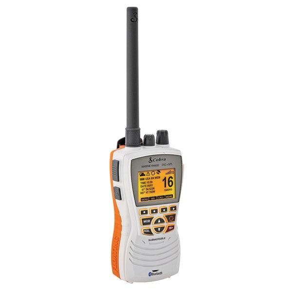 Cobra MR HH600W Floating GPS VHF Radio at Marinewaze