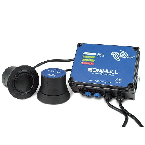 NRG Marine Sonihull Duo Ultrasonic Antifouling System at Marinewaze