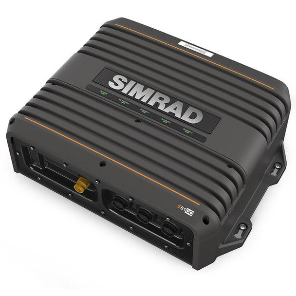 Simrad S5100 Module Redefining High-Performance Sonar at Marinewaze