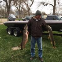 Pike Fishing in South Dakota